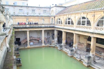 羅馬浴場博物館