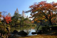 「賞紅葉名所」及「日本三大名園」金澤兼六園