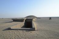 西晉壁畫墓