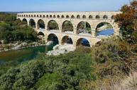 古羅馬水道加爾橋