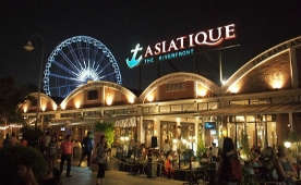 Asiatique The Riverfront河岸夜市