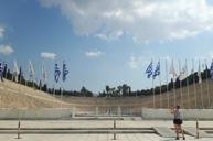 奧林匹克運動會場(外觀拍照)