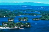「日本三大美景」松島(包乘船暢遊)