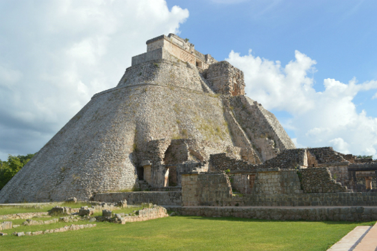 占師祭壇‧橢圓形金字塔