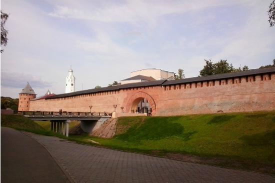 大諾夫哥羅德古城