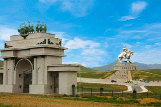 成吉思汗博物館