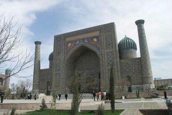 比比哈籃清真寺