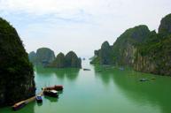 風光明媚,一次過飽覽越南北部兩大最美景區~下龍灣及陸龍灣