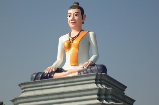 黑婆婆雕像