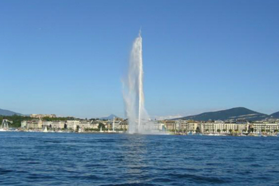 日內瓦大噴泉