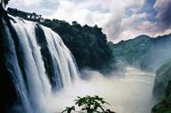 中國及亞洲第一大瀑布~黃果樹大瀑布(國家5A級景區)