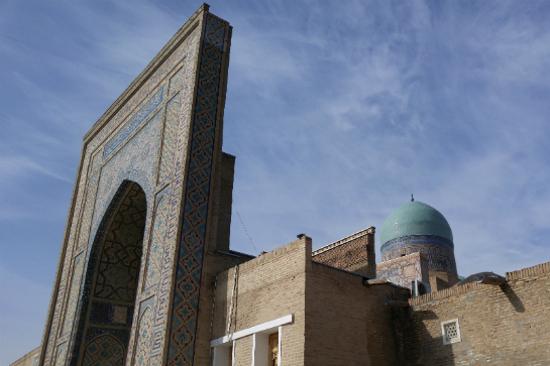 沙赫靜達陵墓群