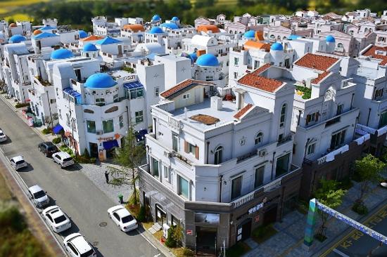 地中海村Blue Crystal Village