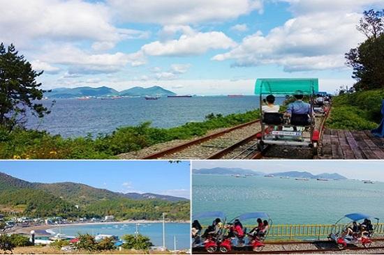 麗水Rail Bike體驗
