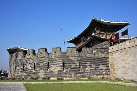 「UNESCO世界文化遺產」水原華城