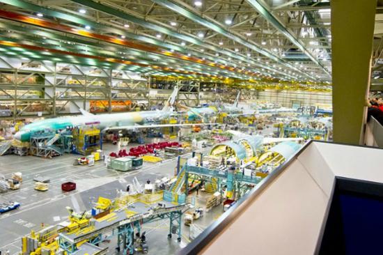 波音飛機製造廠