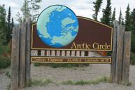 北極圈地標