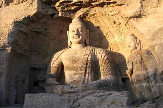 雲岡石窟《世界文化遺產》