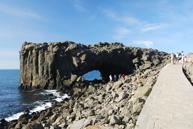 海蝕拱門鯨魚洞