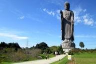 「世界三大高佛像」牛久大佛