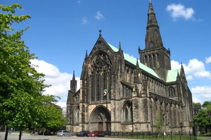 格拉斯哥大教堂