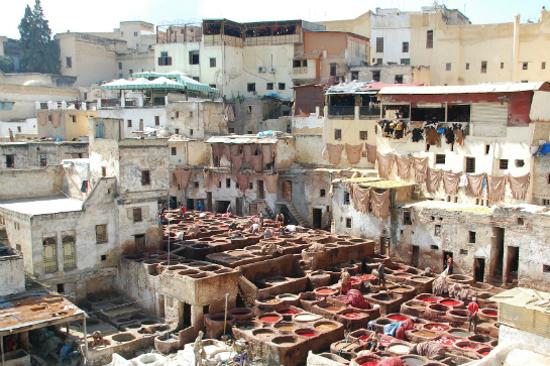 摩洛哥最古老皇城~非斯