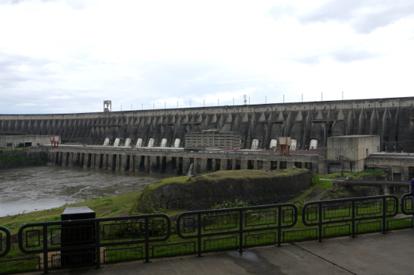 伊太佈水壩