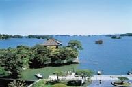 宮城「日本三大美景」松島