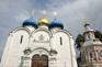 莎哥斯基古城之聖三一教堂