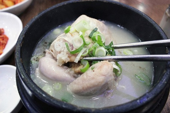 百年蔘雞湯2