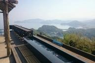 梅丈岳山頂自然公園~三方五湖、天空足湯