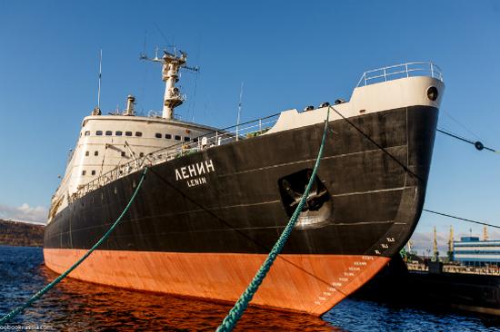 列寧號破冰船