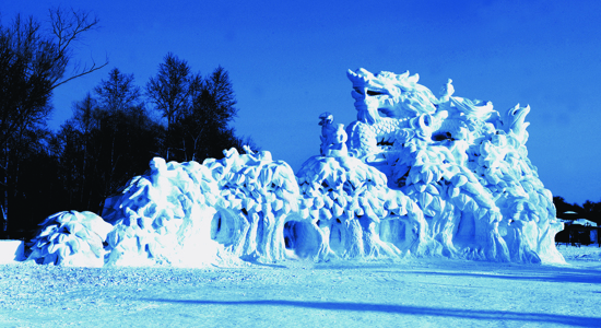 大陽島國際雪雕博覽會