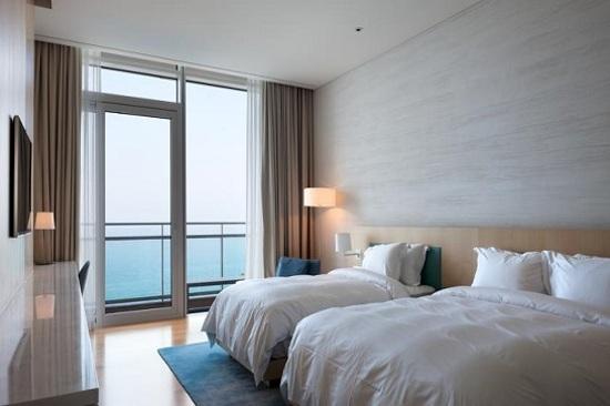 江陵Seamarq 酒店