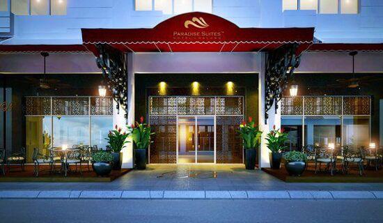 ha long paradise suites