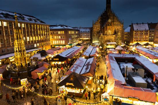 紐倫堡聖誕市集