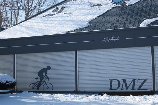 DMZ非武裝軍事地帶
