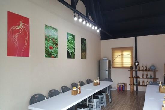山養山參室內體驗館