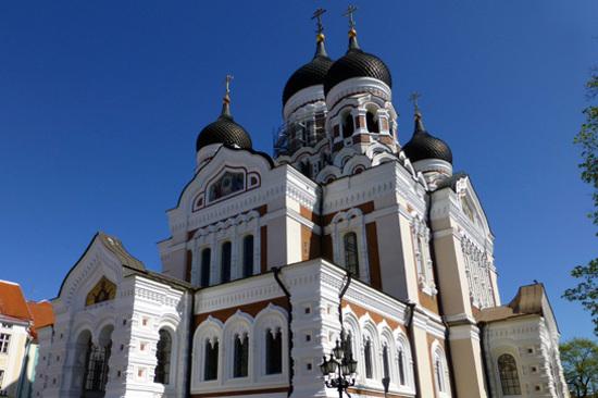 塔林東正教亞歷山大教堂