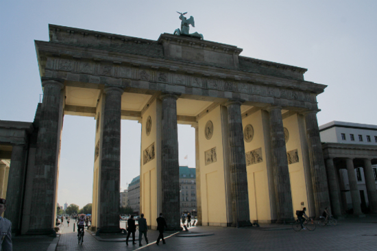 勃蘭登堡門