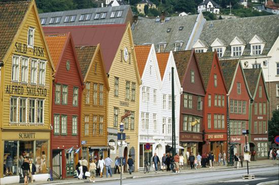 挪威貝根市