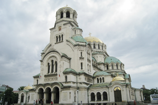 亞歷山大涅夫斯基教堂