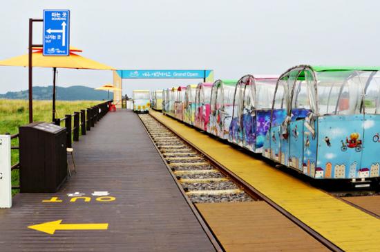 濟州Rail Bike