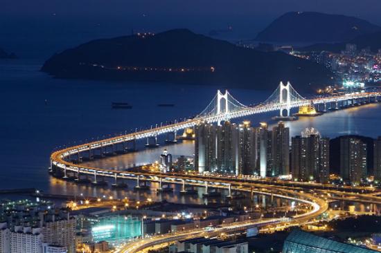 釜山廣安大橋