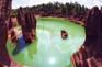 红石林-天池