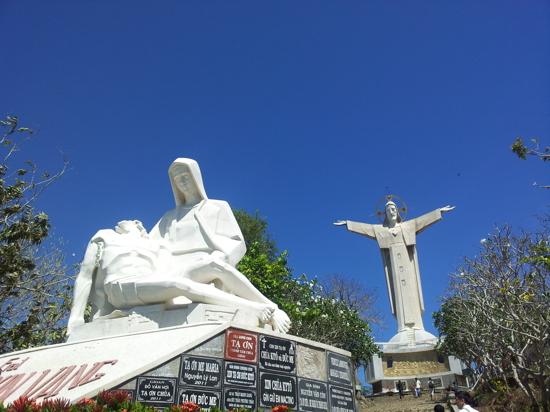 頭頓耶穌山