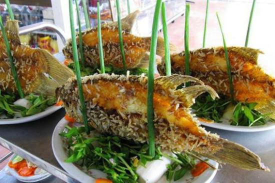 美拖油泡象魚