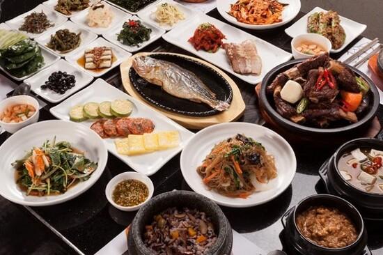 慶州傳統韓定食