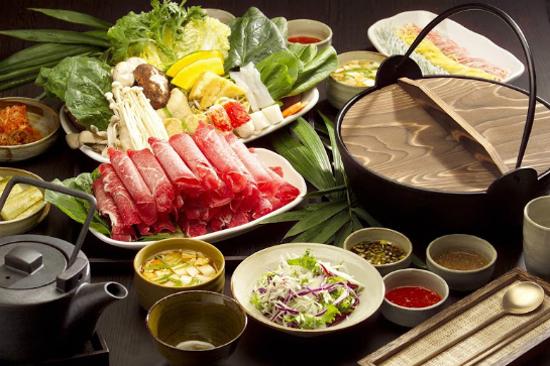 韓式shabu shabu