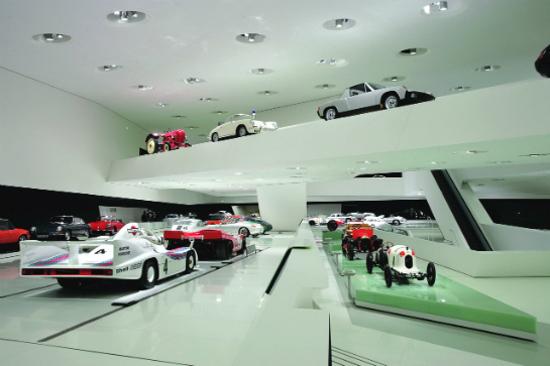 保時捷博物館